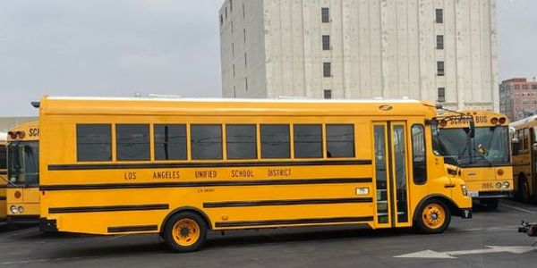 The Los Angeles Unified School District (LAUSD) received its first of 10 LionC electric school...