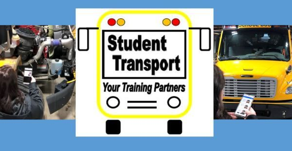 Student Transport is offering cloud-based training tools to help school bus operatorsget new drivers behind the wheel faster.  - Images courtesy Student Transport