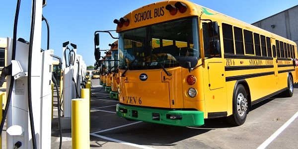 Stockton (Calif.) Unified School District has teamed up with electric vehicle charging solutions...