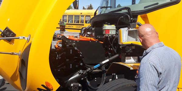 The Oregon-based Electric Bus Learning Project recently conducted what is reportedly the state's...