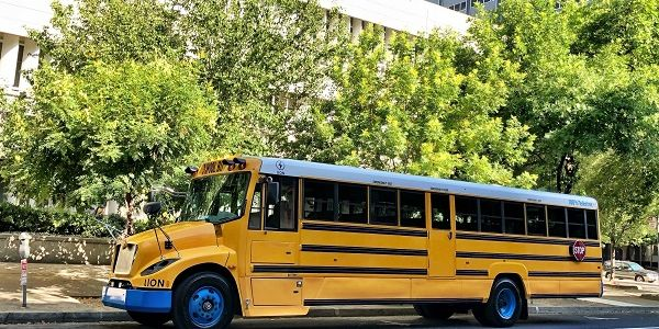 The School District of Philadelphia is making strides to transition from an all-diesel fleet by...