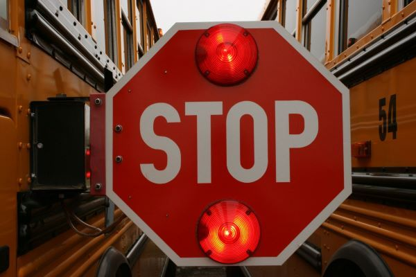 A U.S. Senate and House committee reported out their surface transportation reauthorization bills with previously proposed legislation that aims to address the illegal passing of school buses. - File photo courtesy Lois Cordes