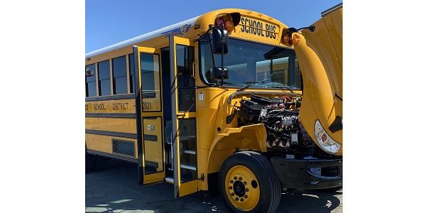 Fairfield-Suisun Unified School Districtpurchasedtwo propane schoolbuses using a $268,000...