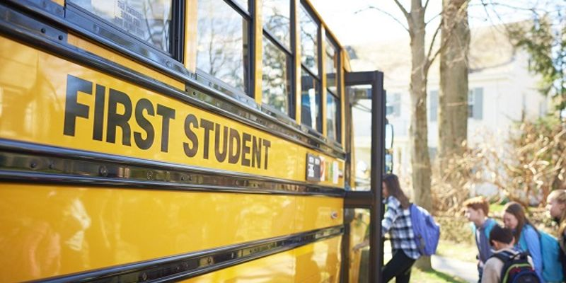 FirstGroup PLC has completed the sale of its North American school bus and public transportation...