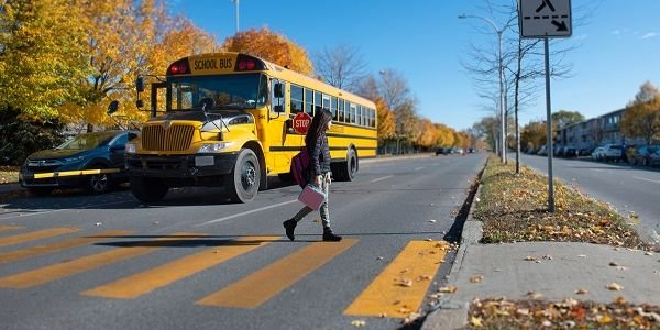 All 100 of Niagara Falls (N.Y.)City School District's buses will be outfitted with stop-arm and...