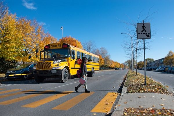All 100 of Niagara Falls (N.Y.)City School District's buses will be outfitted with stop-arm and 360-degree safety cameras, 4G LTE connectivity, DVR and storage devices, and GPS and telemetry solutions. - Photo courtesy BusPatrol