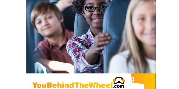 """The Pennsylvania School Bus Association's """"You Behind the Wheel"""" campaign seeks to raise public..."""