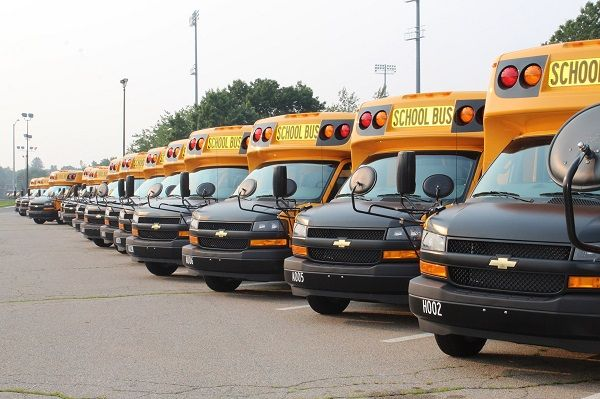 By bringing its transportation operations in-house, Brockton (Mass.) Public Schoolsestimates that it will save $500,000 during fiscal year 2022. - Photo courtesy BrocktonPublic Schools