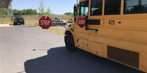Union County Public Schools in Monroe, North Carolina, has addedextended stop arms to 30 of its...