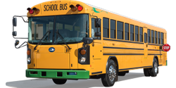 West Grand (Colo.) School District used grant funds to help purchase a Blue Bird Type D electric bus and Level 2 charging station.