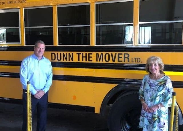 Switzer-Carty Transportation, founded in 2011, acquires Dunn The Mover, which got its start in 1937 in Fort Erie, Ontario. - Photo courtesySwitzer-Carty Transportation