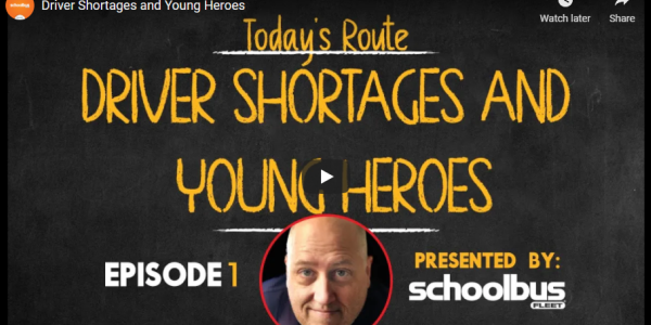 """The first episode of """"The Route"""" covers the school bus driver shortage, cancellation of a..."""