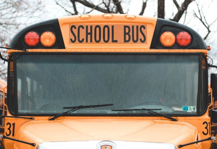 Preliminary data from the Annual Survey of School System Finances shows a drop in pupil transportation spending in 2020, despite overall total spending by elementary and secondary schools in the United States. - Photo by Austin Pacheco via UnSplash.