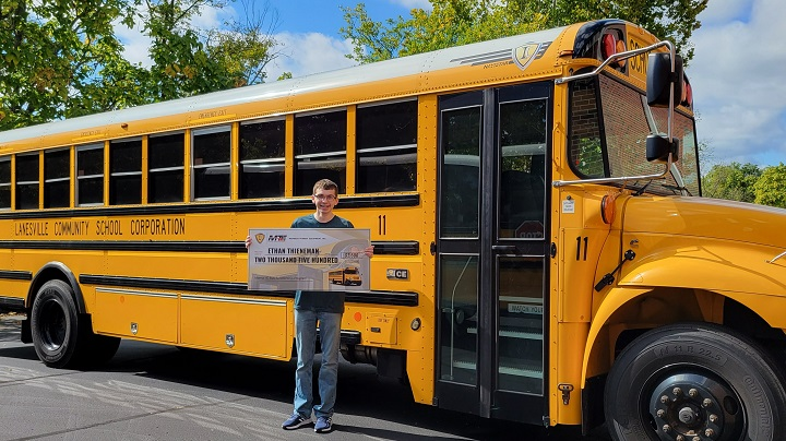 IC Bus Awards Scholarships for 2021