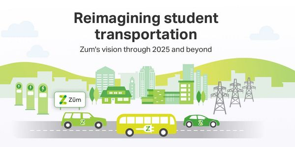 In a manifesto, Zum lays out concerns and issues around school bus trasportation and challenges...