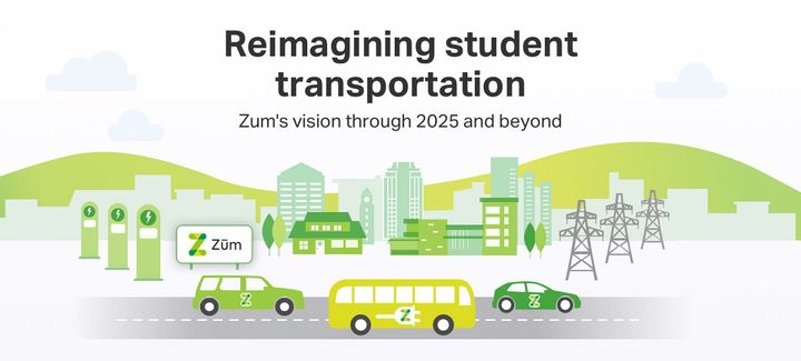 In a manifesto, Zum lays out concerns and issues around school bus trasportation and challenges the industry to rethink priorities. - Photo courtesy Zum