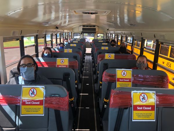 PHOTOS: Pupil Transportation in Pictures - Spring/Summer