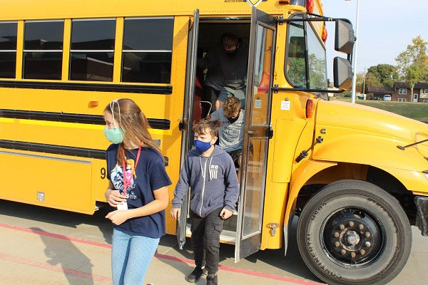 PHOTOS: National School Bus Safety Week 2020 in Pictures