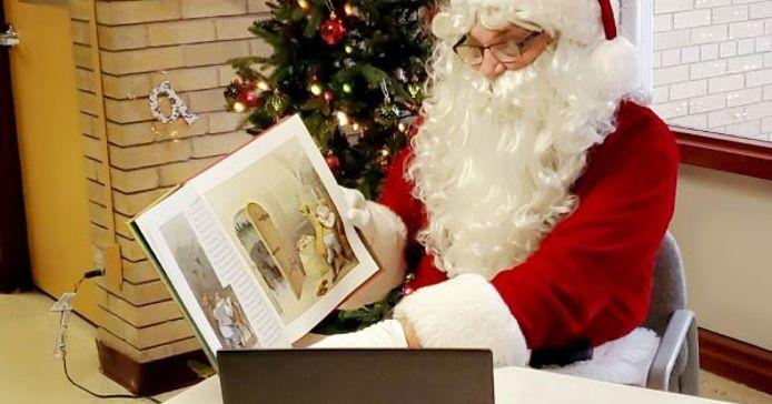 Holiday story time: Dave Grogan, the transportation director at Keokuk (Iowa) Community School...