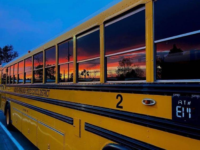 Winner: Benjamin Vogt, a school bus driver for Placentia-Yorba Linda Unified School District in...