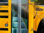 Winner: As J.J. Bellemare of Bryan County (Ga.) Schools, was washing hisschool bus back in...