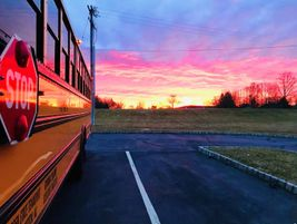 Also Noteworthy: Angela Giannavola, a school bus driver for GST Transport Corp. in Washington,...