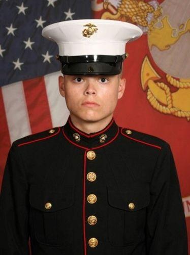 Lance Cpl. Jared Schmitz, 20, was one of 13 U.S. servicemen and women killed in a terrorist...