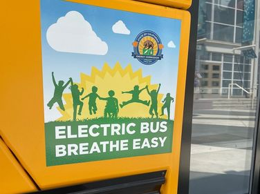 Anaheim (Calif.) ESD purchased its electric buses after receiving a grant from the California...