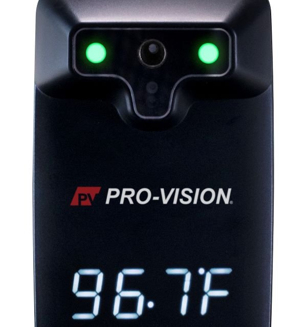 New Touchless Thermometer Designed to Help With Social Distancing