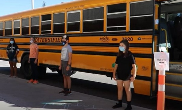 VIDEO: Canadian District Shares New School Bus Safety Procedures