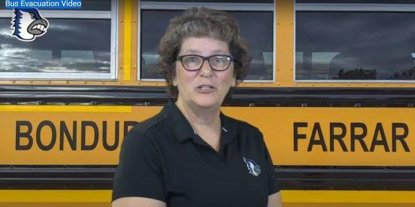Bondurant Farrar Community School District Director of Transportation Mary Jo Hetrick covers...