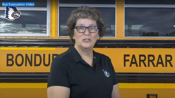 VIDEO: Iowa District Details School Bus Evacuation Procedures