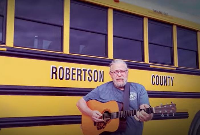 School Bus Songs: 'I Drive a Bus'