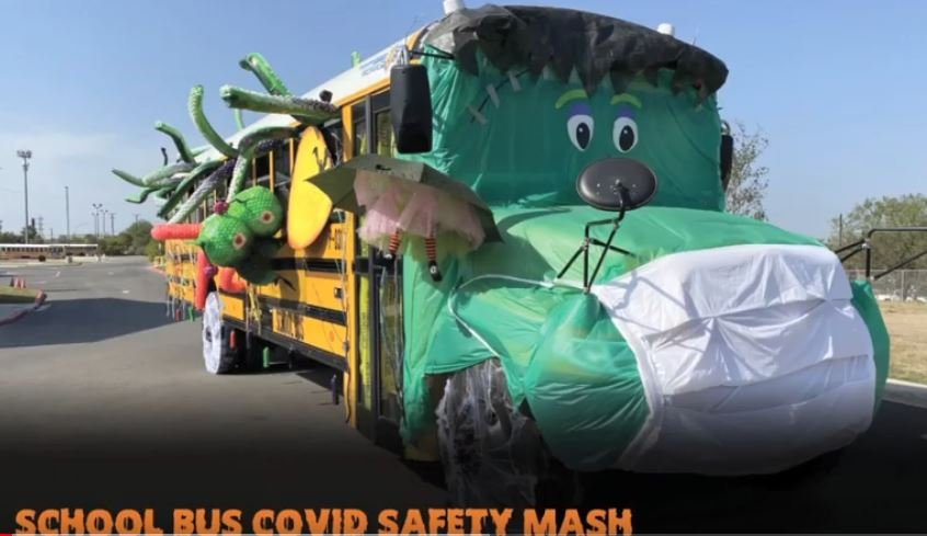 School Bus Songs: 'COVID Safety Mash'