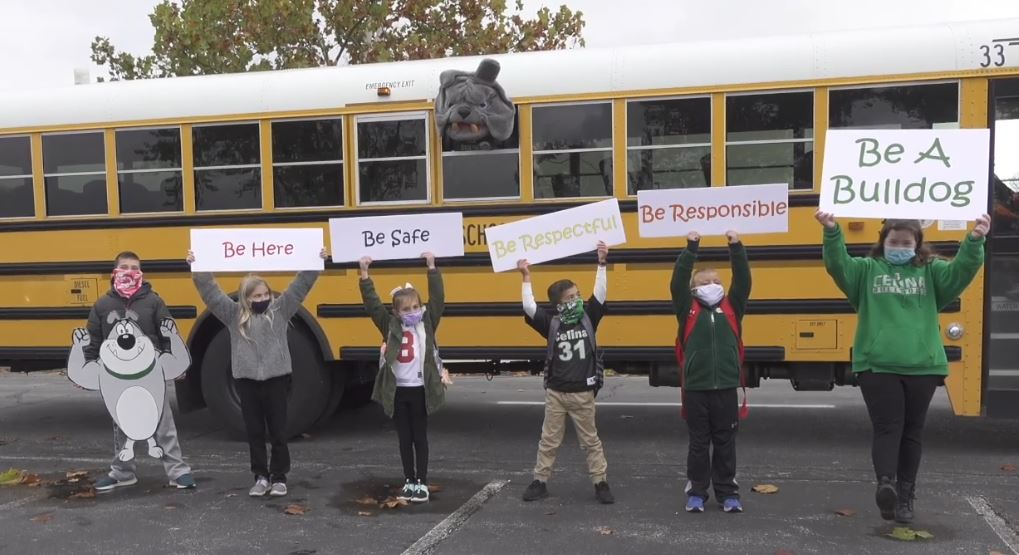 VIDEO: Ohio District Highlights School Bus Safety Practices