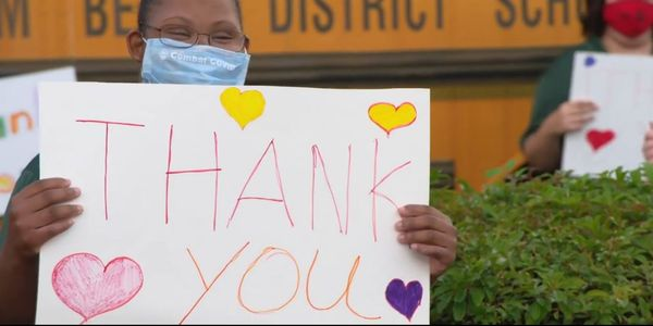 VIDEO: Florida Community Helps Fund New School Bus for Special-Needs Students