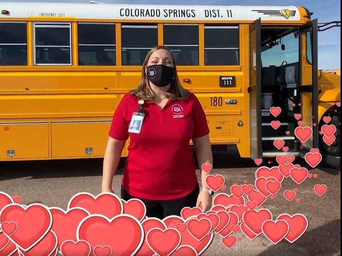 VIDEO: Colorado District Celebrates Love the Bus
