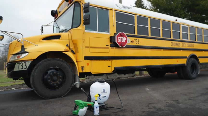 VIDEO: Ohio District Rolls Out New School Bus Safety Actions