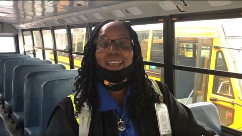 VIDEO: South Carolina District Spotlights Transportation Staff for Love the Bus