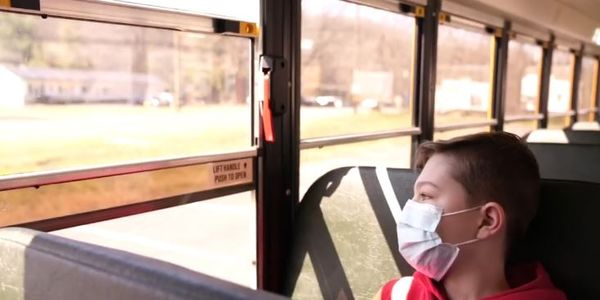 VIDEO: Maryland District Highlights Enhancements to School Bus Safety