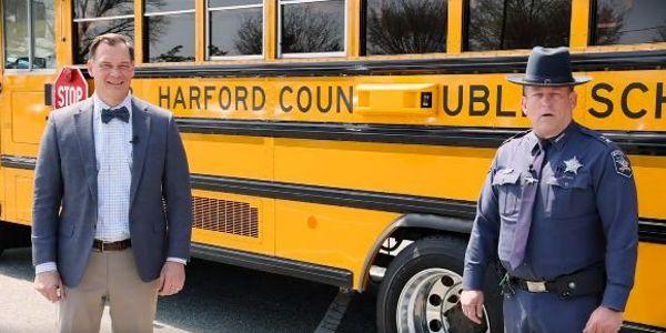 VIDEO: Maryland District Pilots School Bus Stop-Arm Cameras