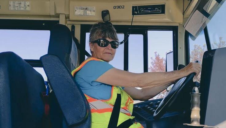 School Bus Songs: 'Drive'