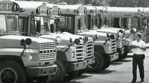 VIDEO: Kentucky District Celebrates 100 Years of School Transportation