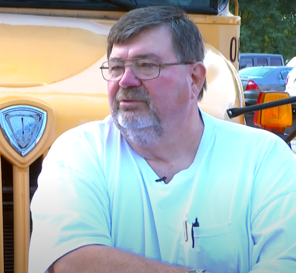 VIDEO: Meet Kentucky School Bus Driver Bob Pendygraft
