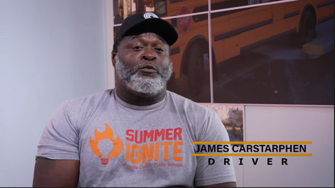VIDEO: Kentucky School Bus Drivers Share Their Passion