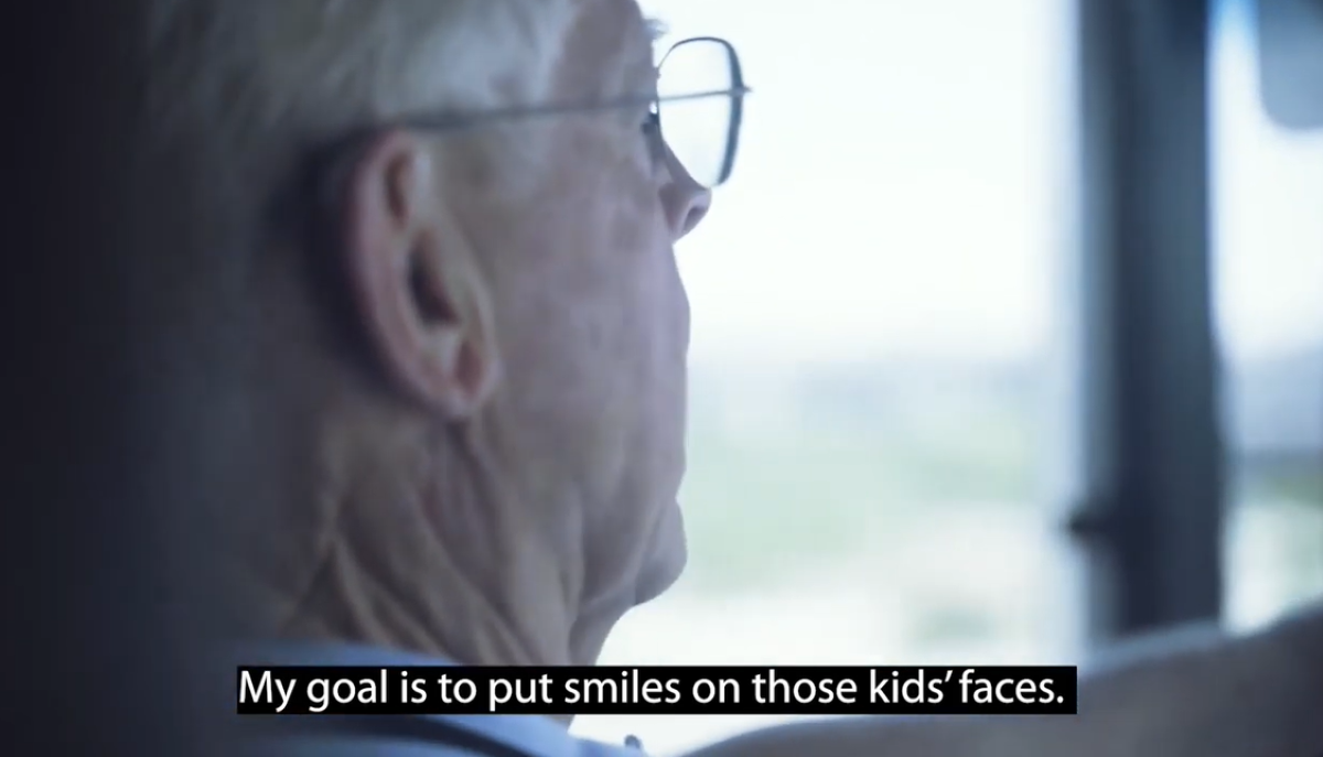 VIDEO: Meet Arizona School Bus Driver Jack Staley
