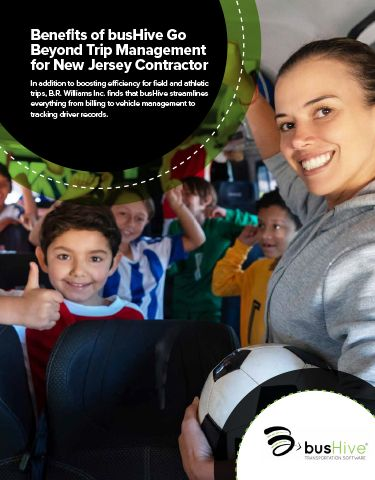 Benefits of busHive Go Beyond Trip Management for New Jersey School Bus Contractor