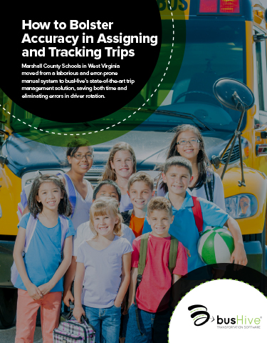 How to Bolster Accuracy in Assigning and Tracking Trips