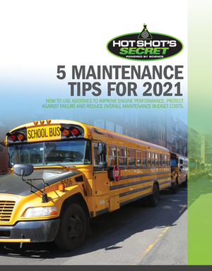 5 Maintenance Tips for 2021