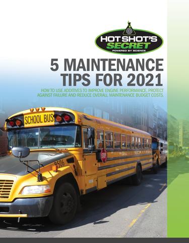 5 Maintenance Tips for 2021